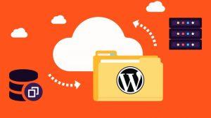 Como fazer backup no WordPress