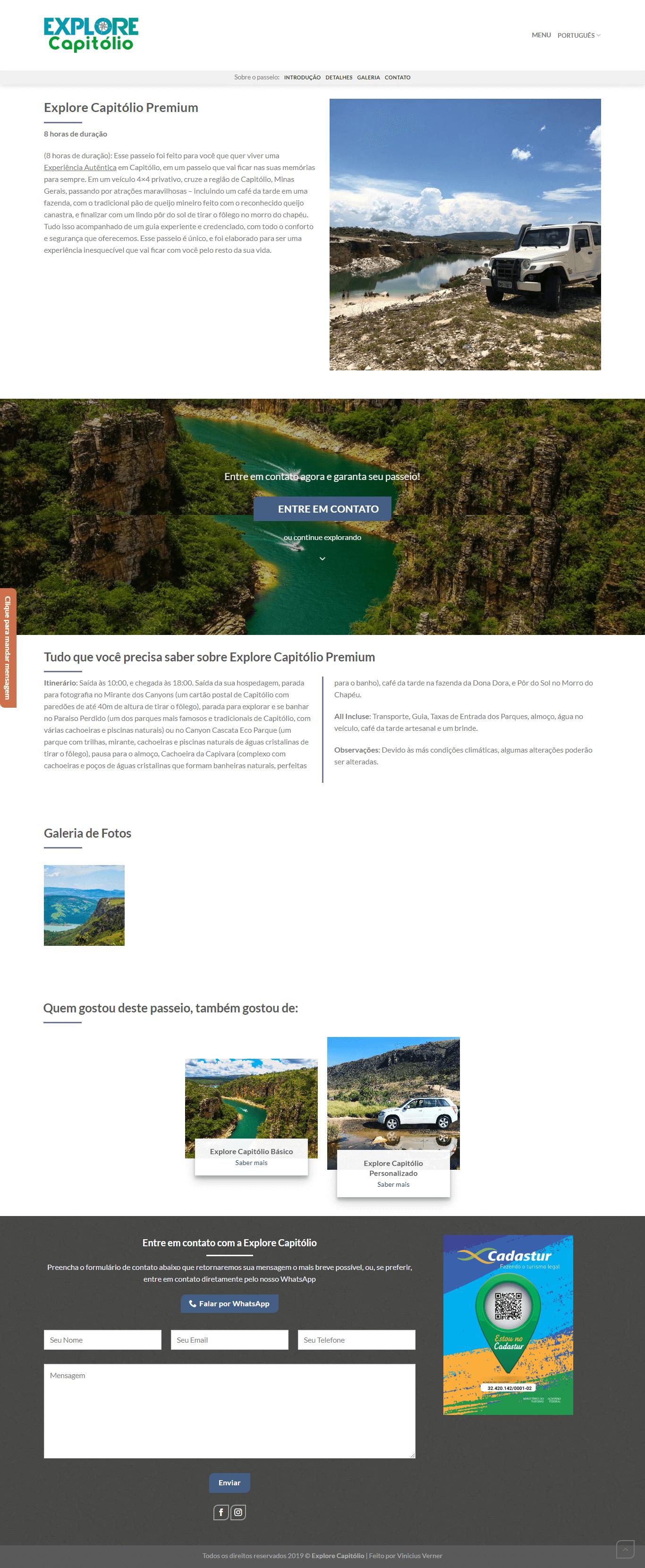 explorecapitolio.com.br - Vinicius Verner
