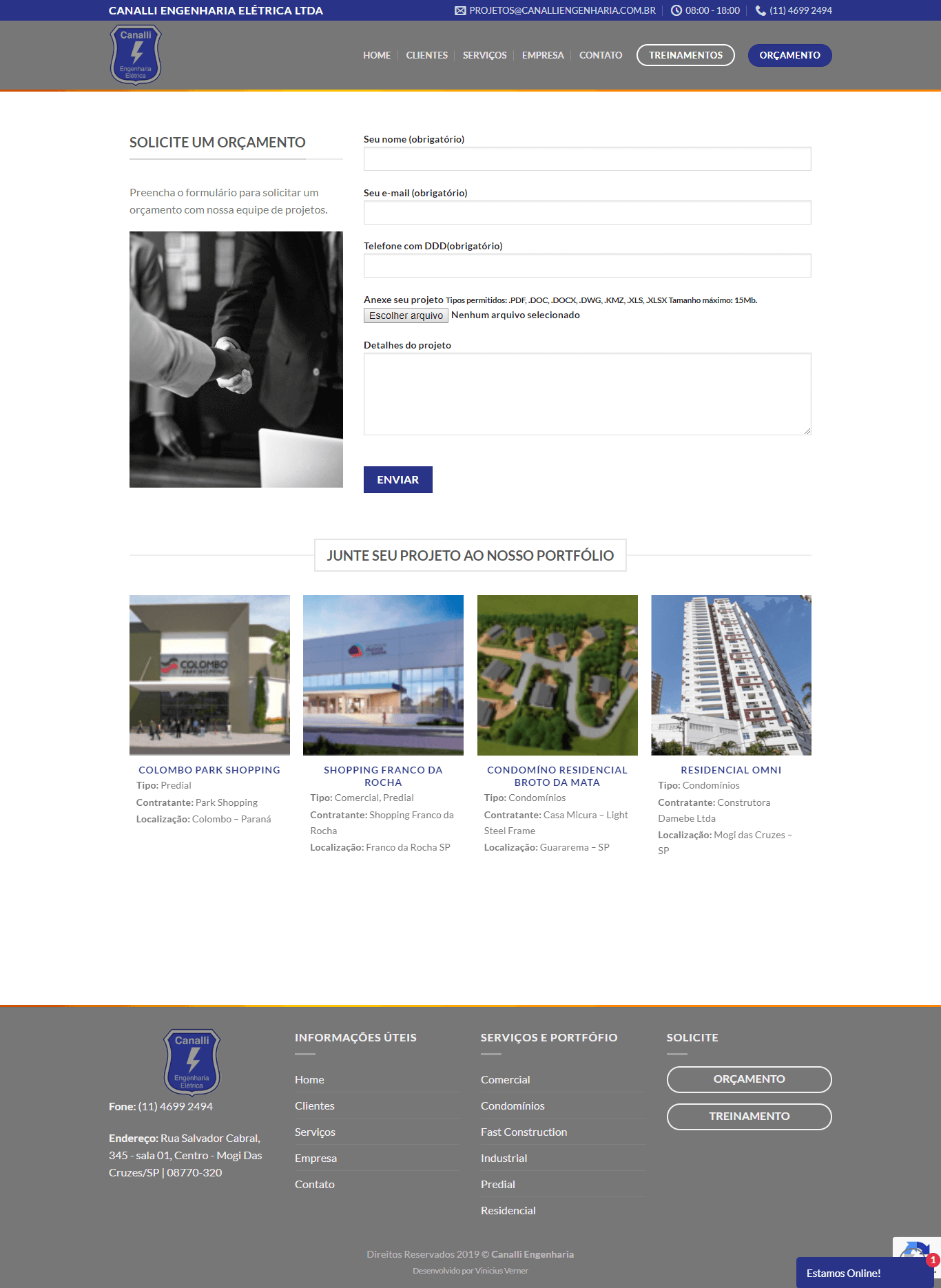 canalliengenharia.com.br - Vinicius Verner