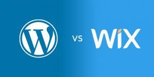qual melhor wordpress ou wix