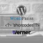 como criar shortcode no wordpress