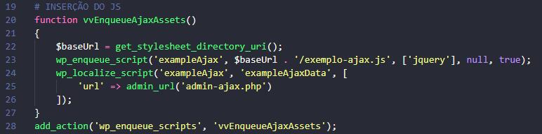 Como fazer requisição AJAX no WordPress - Vinicius Verner
