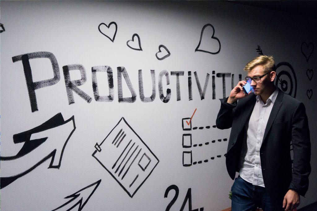 aumentar a produtividade
